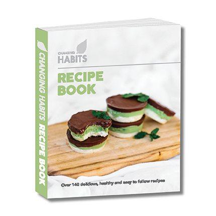 Recipe book changing habits