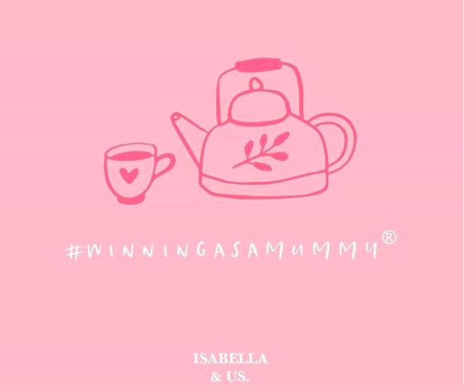 #winningasamummy Positive