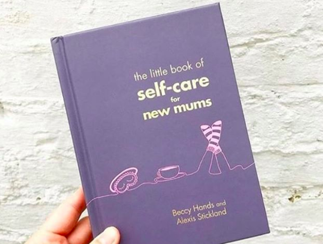 selfcare for new mums