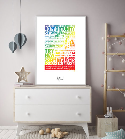 rainbow inspirational art