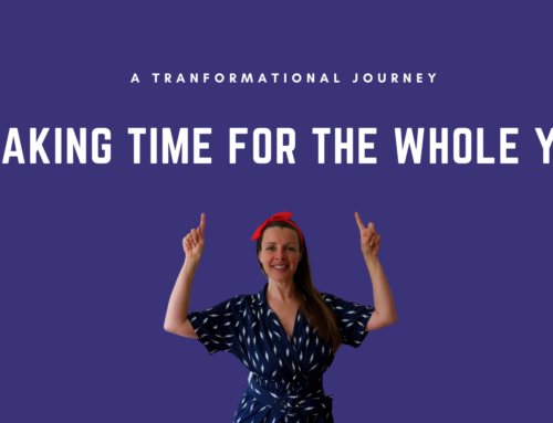 Free Workshops  – Making Time For The Whole Me
